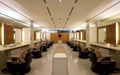 Institut de beauté pour hommes à Paris le Cercle Delacre
